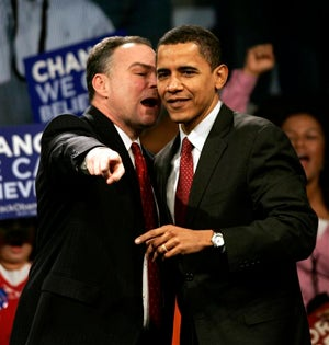 Does Obama Need A Little (Not Mc) Kaine To Save The World?