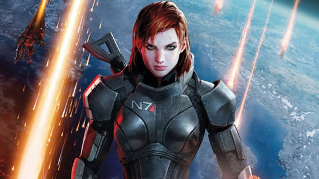 Mass Effect 3 Including Multiplayer After All?
