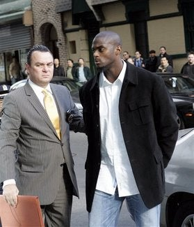 Plaxico Burress Suspended For The Rest Of The Season
