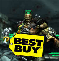 Best Buy's Fallout 3 Midnight Launches
