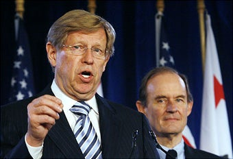 Prop 8 Lawyer Ted Olson: Obama Doesn't Need to Appeal DADT Injunction