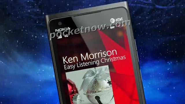 Did Nokia's First US LTE Windows Phone Get Leaked in a Christmas Card?