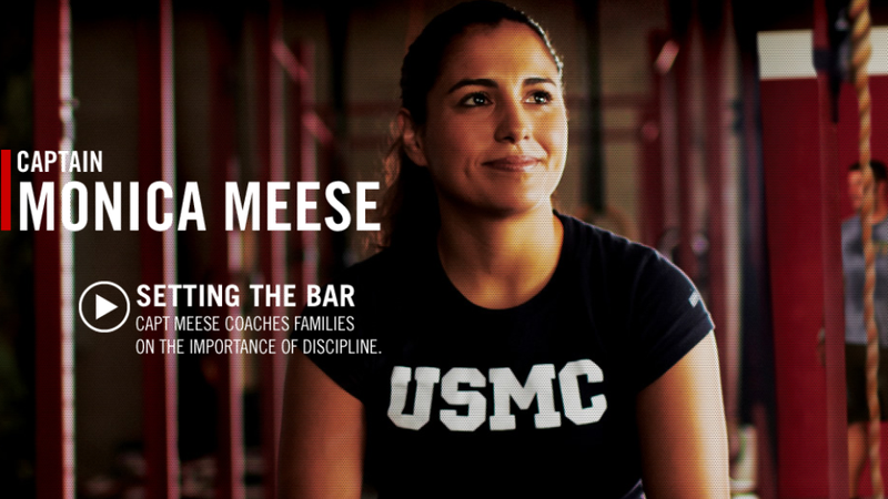 The Marine Corps Hopes to Attract Women By Telling Them They Can Be Teachers
