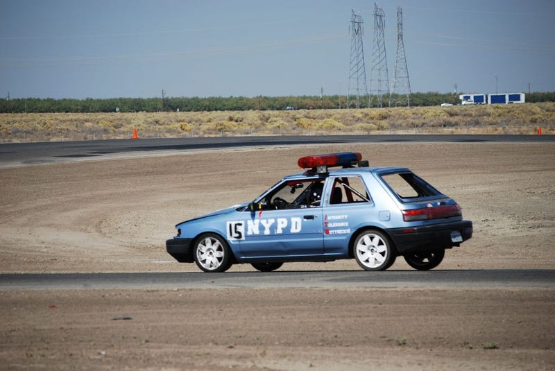 Buttonwillow Histrionics 24 Hours Of LeMons 2009 Uber Gallery Part 9