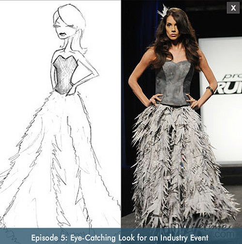 Project Runway: Is Making A Dress Harder Than Kicking Meth?
