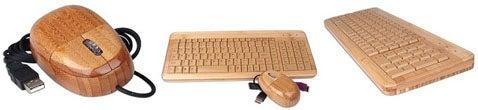 """Wooden Keyboard Obligates a """"Having Wood"""" Joke"""