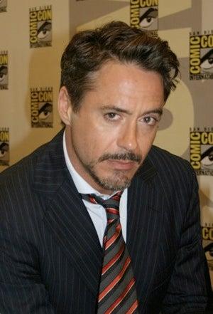 Robert Downey Jr.: 'Fuck D.C. Comics'