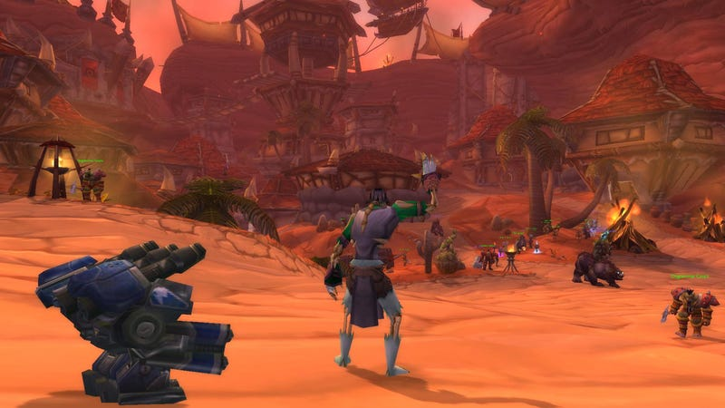 The Patch That Changes World Of Warcraft Forever
