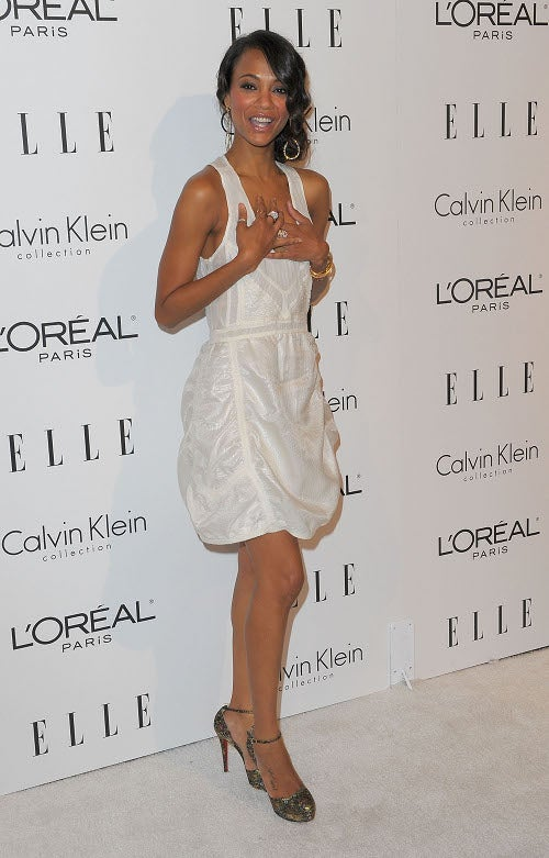 Spoonful Of Sugar At ELLE Women In Hollywood Tribute