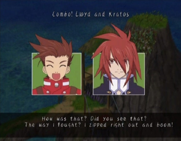 Blip: Streaming Tales of Symphonia DONE and it was IMPORTANT!!!