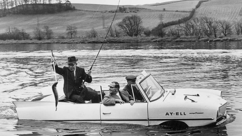 The Best Amphibious Cars