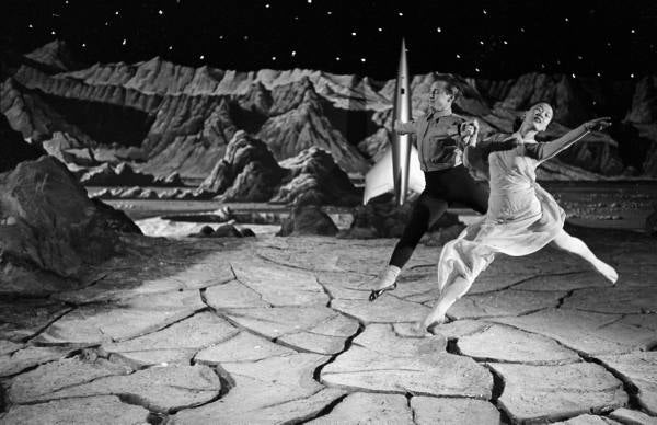Bizarre And Stunning Images From The Set Of Destination Moon