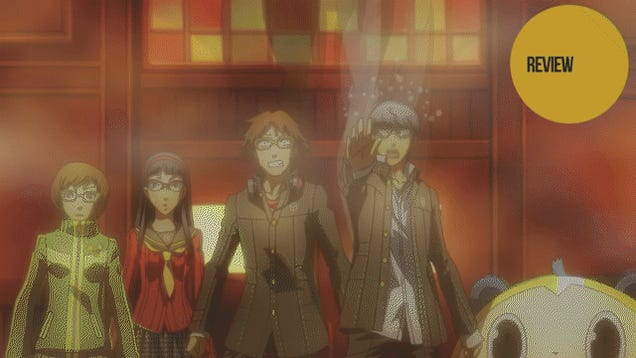 I Watched the Persona 4 Anime Without Ever Playing The Game