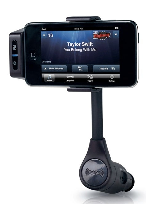 Sirius XM SkyDock Not-So-Magically Converts Your iPhone Into a Satellite Radio