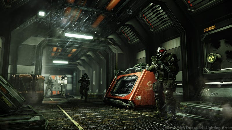These Leaked Crysis 3 Screenshots Take You Into the Green Hell of Manhattan