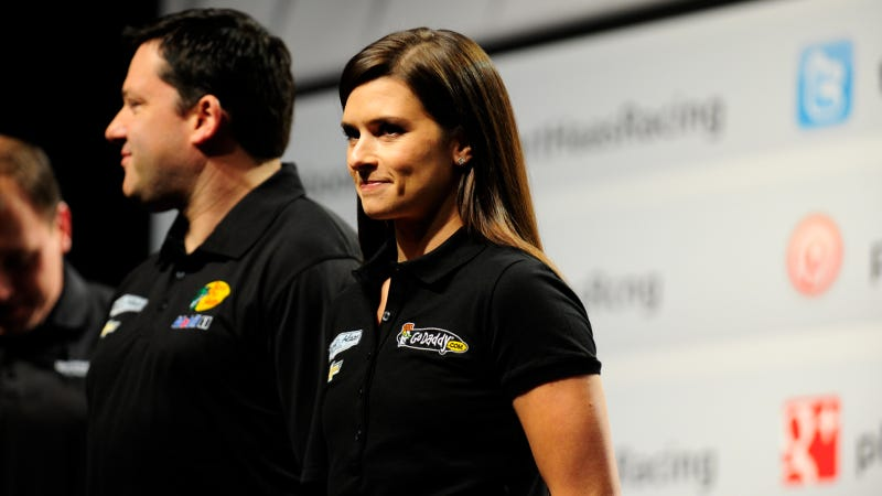 Danica Patrick Is Dating A Fellow NASCAR Driver