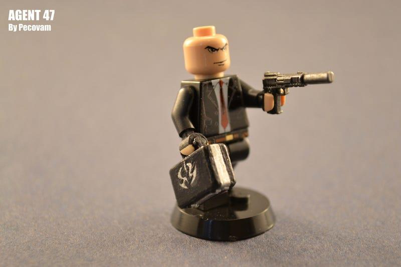 LEGO Uncharted, LEGO Call Of Duty, LEGO Halo...