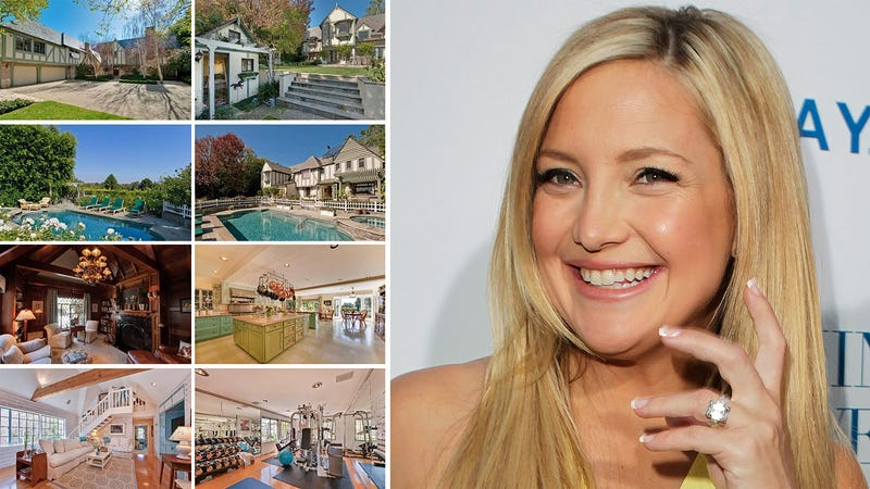 Kate Hudson Is Her Own Neighbor