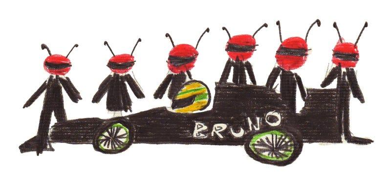 The Enigma Of Ayrton Senna's Nephew Bruno
