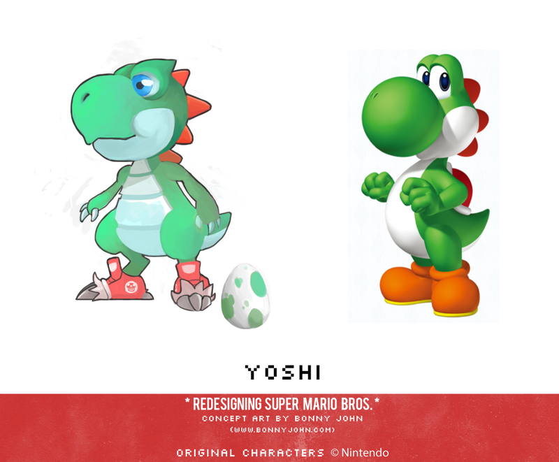 Redesigning Super Mario Part 2