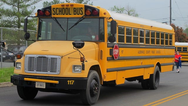 13-Year-Old Takes the Wheel After Bus Driver Passes Out