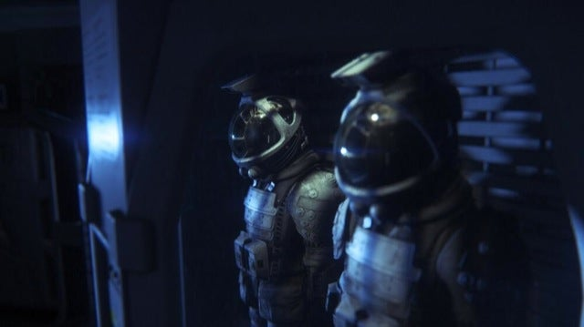 Rumored Alien: Isolation Screens Leak Online