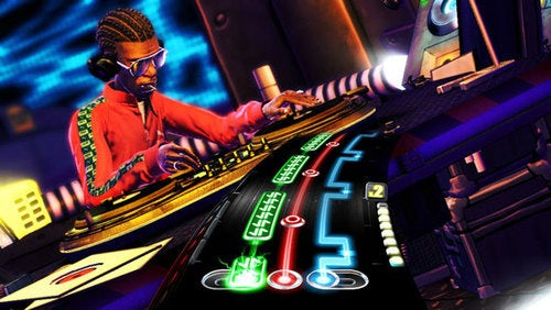 Fifty Bucks and a Meal Spins Your Wedding Reception, DJ Hero-Style