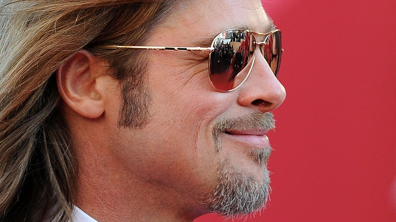 Brad Pitt Retires Stunt Cock: No More Sex Scenes