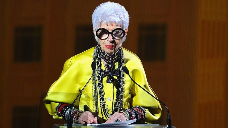 Iris Apfel Wages War On Jeans Over Size 10