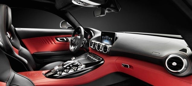 The Mercedes-AMG GT: This Is It, On The Inside