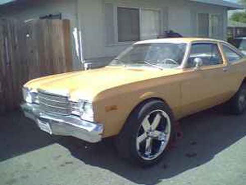 Plymouth Volare Rolls On 24s, End Times Upon Us?