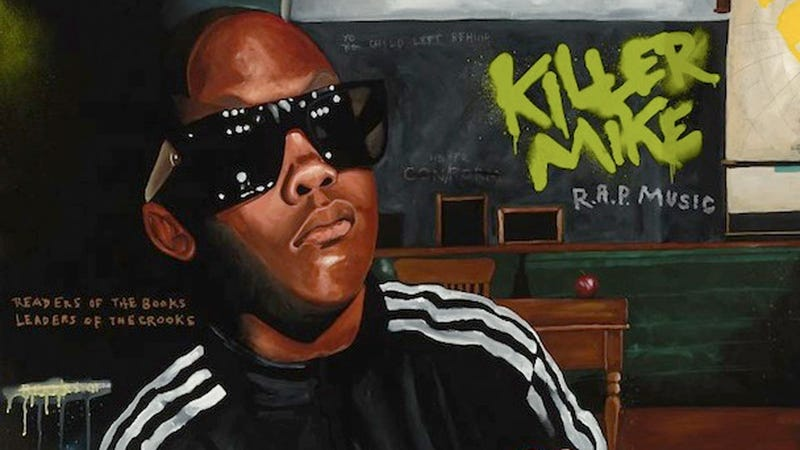 Today's Song: Killer Mike 'Reagan'