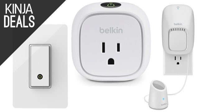 Give Your Home a Brain with Today's Amazon Gold Box Deal
