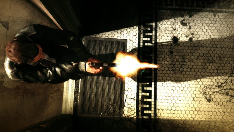 We Watched them Play Max Payne 3 , and We Were Very Impressed