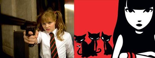 Kick Ass's Chloe Moretz Will Play Emily The Strange