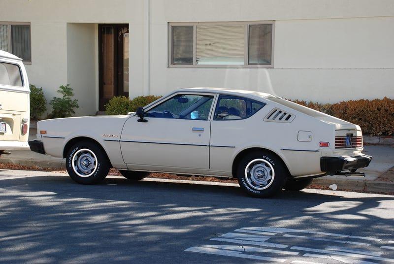 Sacramento Plymouth Arrow May Well Be Governor Schwarzenegger's Incognito Ride