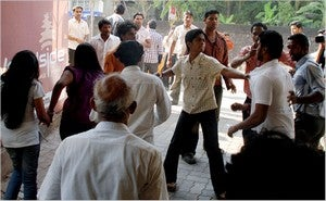 Hindu Group Attacks Women, Denounces Valentine's Day