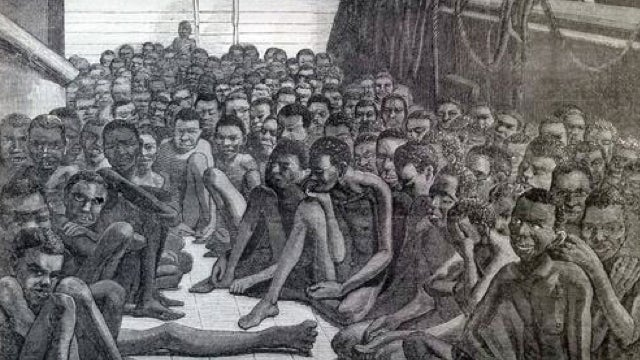 Did slavery cause rapid natural selection among African Americans?
