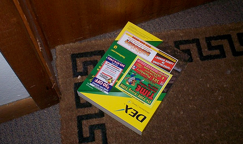 How to Opt Out of Yellow Book Delivery