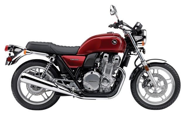 Can A 6th Gear Fix The  Honda CB1100?