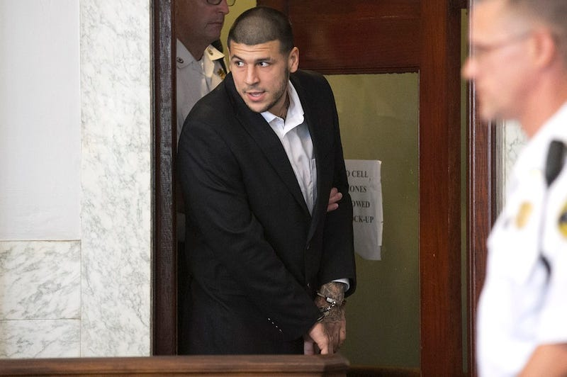 Aaron Hernandez's Cousin In Custody For Refusing To Testify