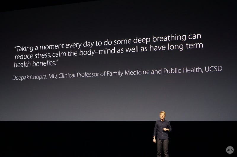 Is Apple's New Meditation App More Full of Shit Than Deepak Chopra?