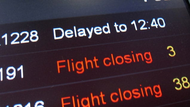 What Should I Do When My Flight Gets Cancelled?