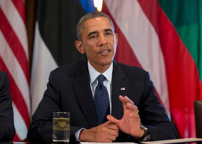 "President Obama Considering a ""Limited, Narrow Act"" in Syria"