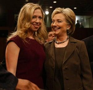 Hillary Clinton Talked The (Girl) Talk At Senate Confirmation