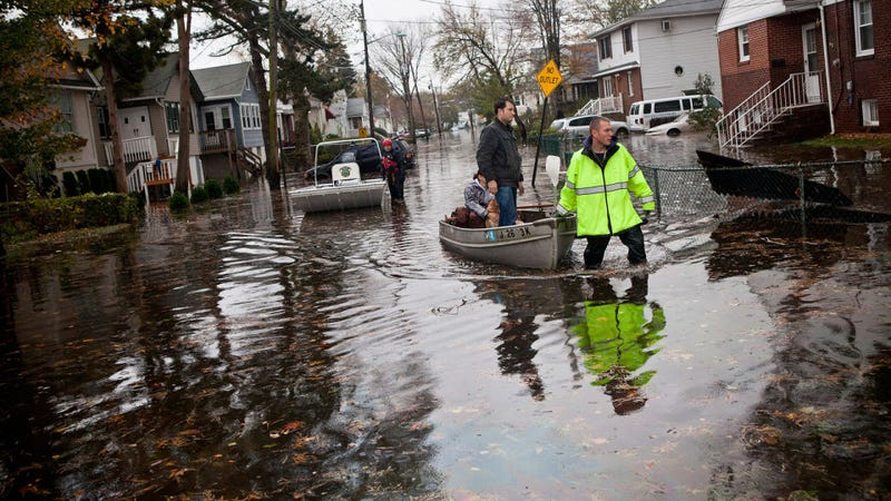 The Ultimate Gallery of Flooded New York