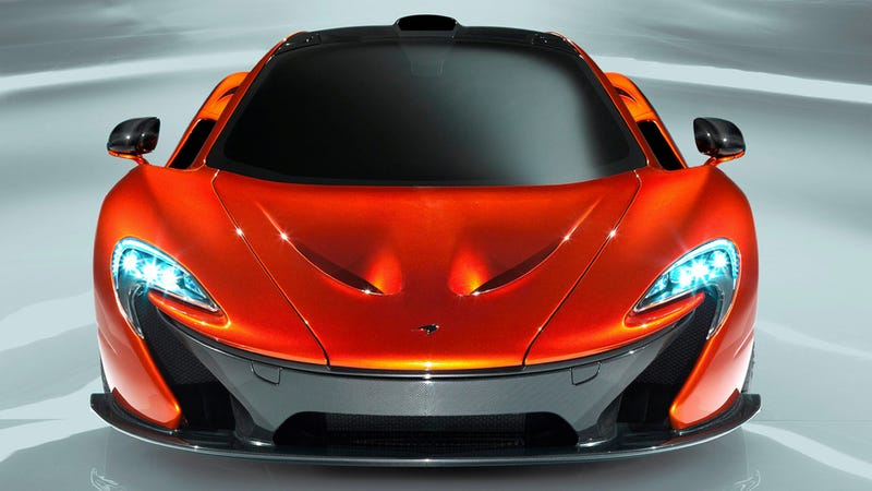 The McLaren P1 Might Eat GT3 Race Cars For Lunch