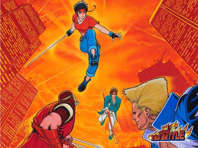 The Incredible Video Game Art Of Toshiaki Mori