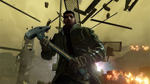 Red Faction: Guerrilla Price Hammered Quickly