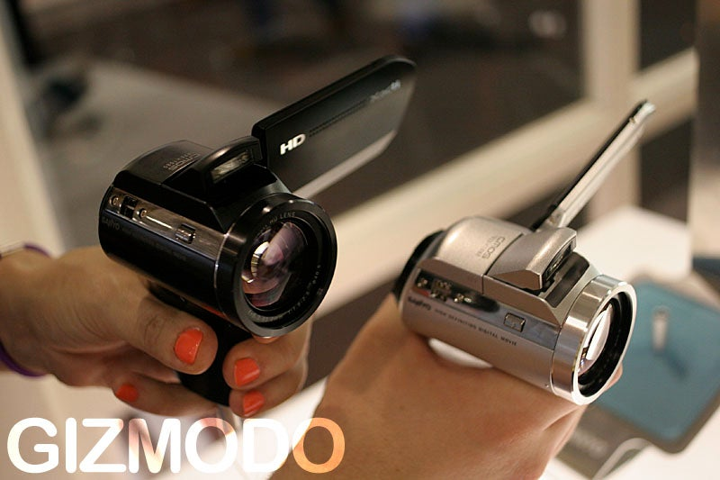Hands-On with the Sanyo Xacti DMX-HD1000